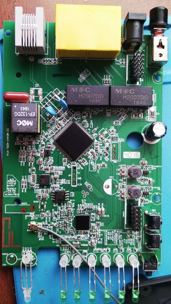 Android dvb boxes main board pictures |